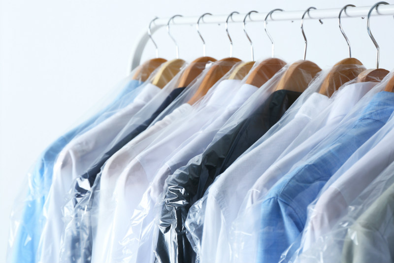 Preparing Clothes for Storage
